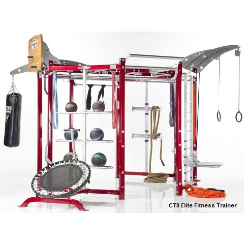 CT8 Elite Fitness Trainer from TuffStuff
