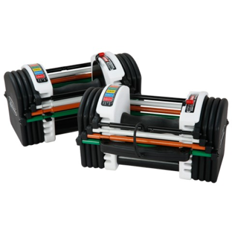 3-21lb Dumbbells from Powerblock