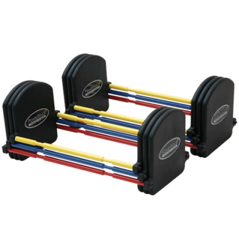 21-33lb Dumbbells from Powerblock