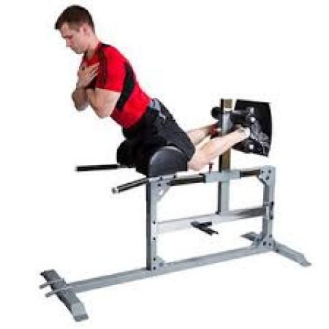 Element Fitness Glute Hamstring Developer