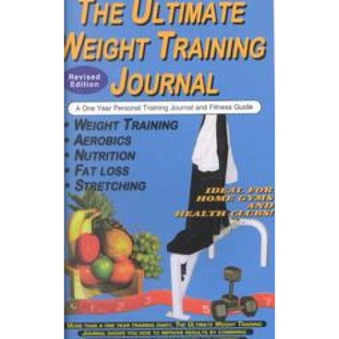 Weight Training Fitness Journal