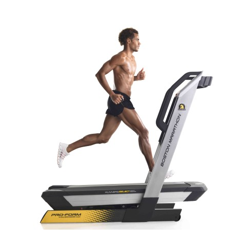 The Boston Marathon® GSX Treadmill