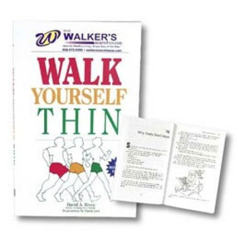 Walk Yourself Thin Book