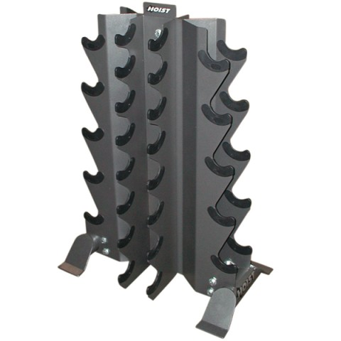 Hoist 13 Pair Vertical 4-Sided Rack