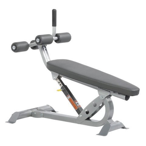Hoist Adjustable AB Bench PS/SLATE