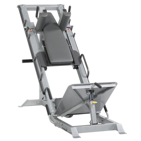 Hoist Leg Press Hack Combo