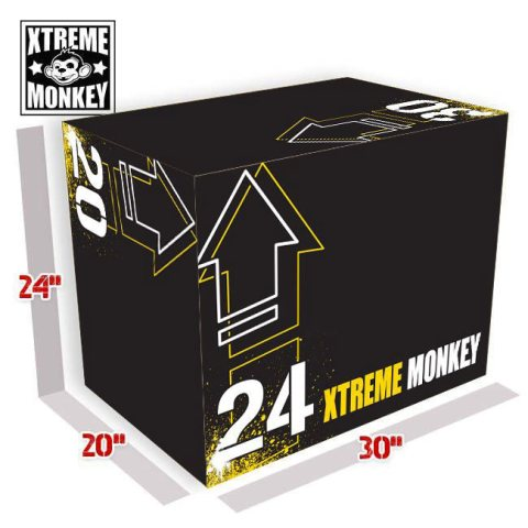 Xtreme Monkey Soft-sided Ballast Plyo Box