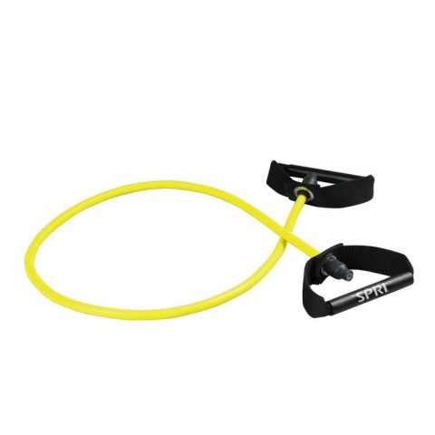 SPRI Exertube Resistance Band Yellow