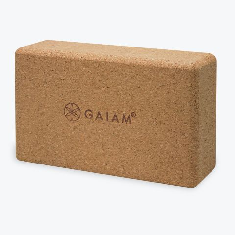 SPRI Cork Yoga Block