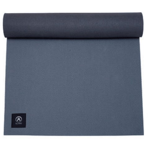 Grey Yoga Mat Byvivid