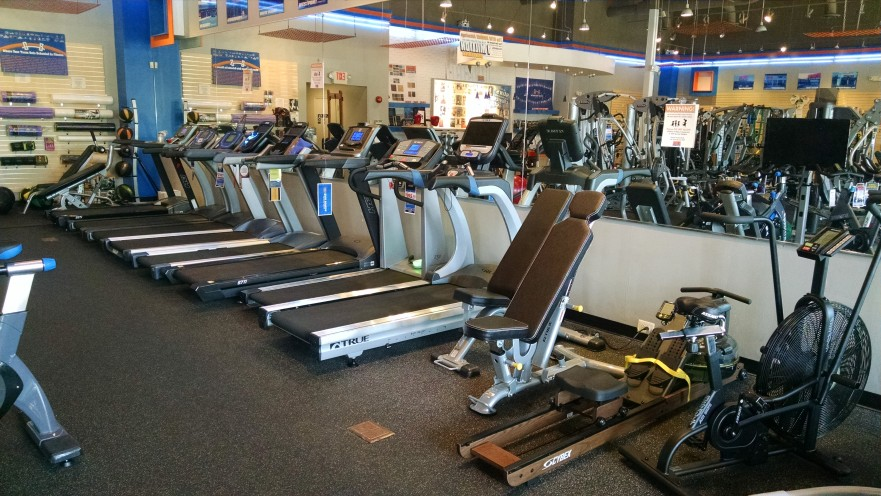 We Have Many Treadmills To Choose From Come Test Them Out And See Which Treadmill