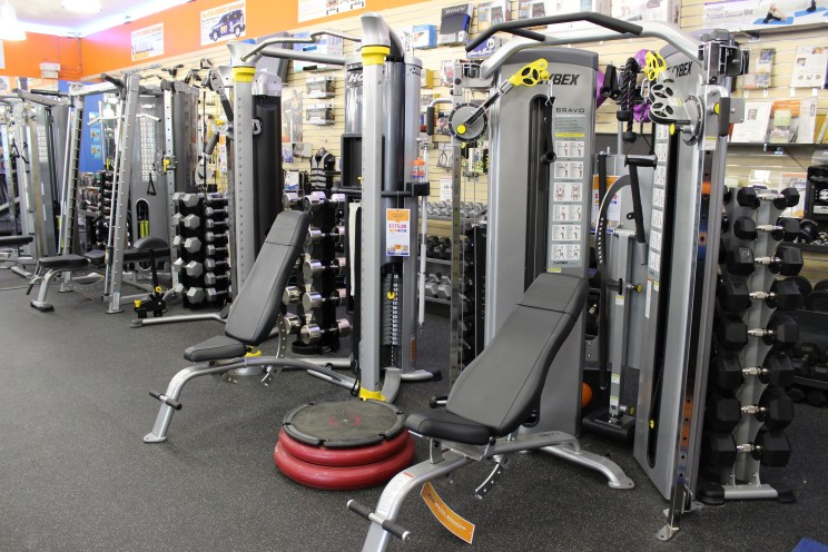 Benches and Home Gyms