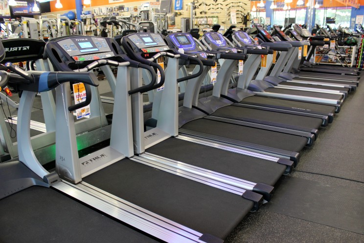 We have a variety of treadmills from all the top brands. Come try them out and see which one suits you best.