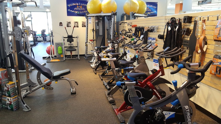 We also carry home gyms, rowers, exercise bikes, indoor cycles, upright bikes, recumbent bikes, and more.