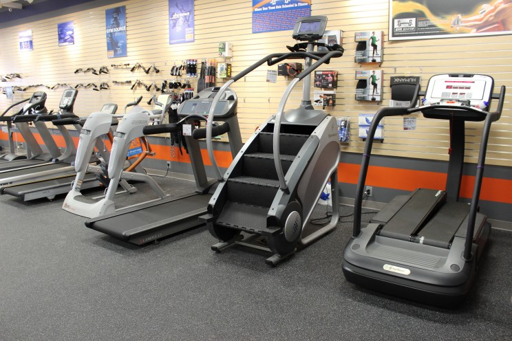 Try out the Octane Zero Runner or a stepper