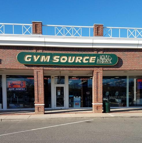 Gym Source Exterior