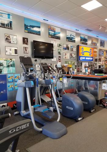 We now carry Precor!