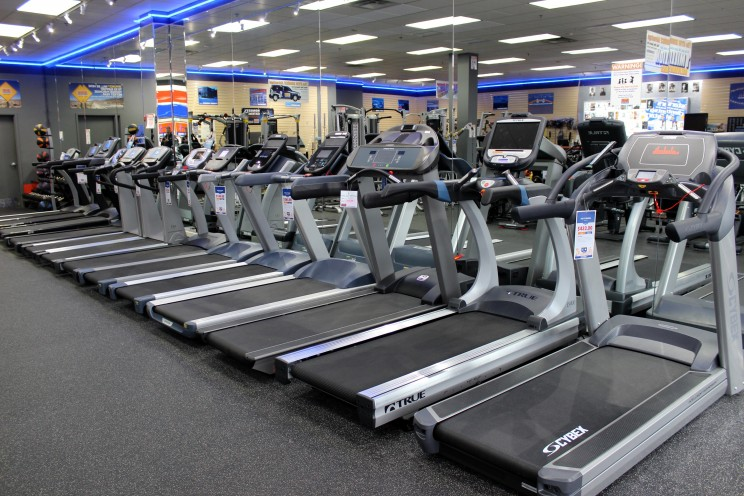 We have many treadmills to choose from. We know there's one you'll like.