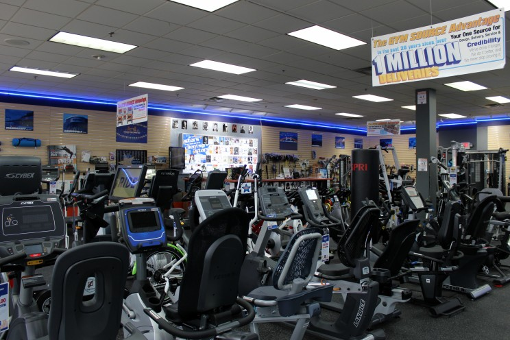 Did we mention we also have plenty of recumbent bikes to choose from?