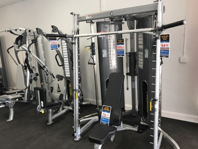Strength Training Equipment, Home Gyms, we have it all.