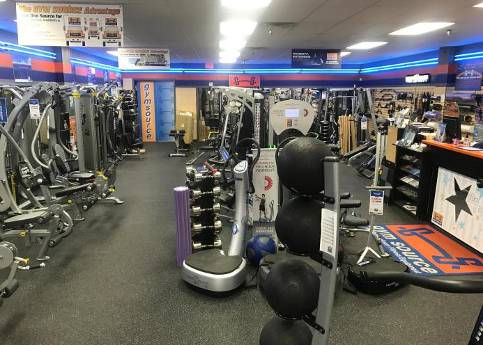 Fitness equipment store in villanova pa gym source