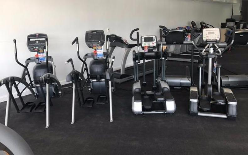 We have all kinds of ellipticals. Come try our arc trainers and see how you like them.