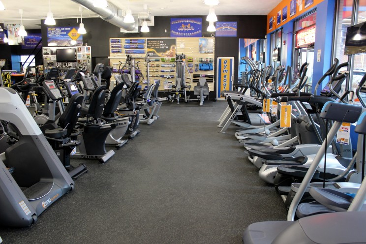 Come test our treadmills, ellipticals, home gyms, exercise bikes, upright bikes, recumbent bikes, indoor cycles, rowers, and more.