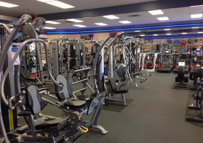 We have  a large selection of home gyms as well.