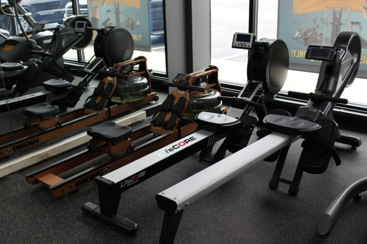 Try out our rowers and see which one you love the most.