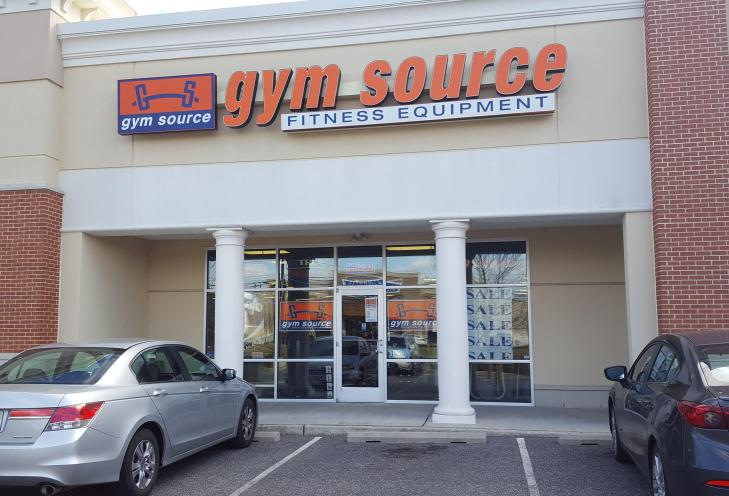 Gym Source: Gym Equipment Experts