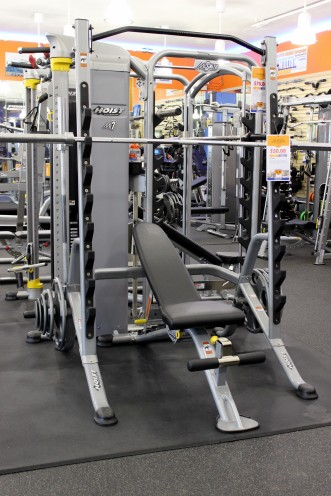 Hoist Smith Machine