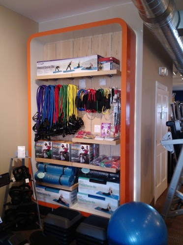 Come check us out for your gym accessories or for any of your gym design needs.