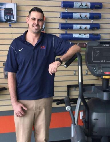 Your gym equipment expert.