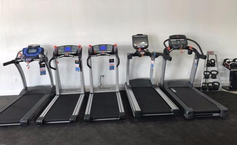 These are just some of our treadmills. Come in today and test them all out and find out which one is best for you.