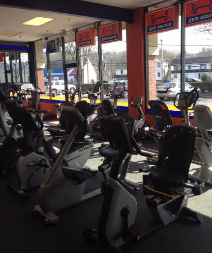 Exercise bikes, recumbent bikes, upright bikes, indoor cycles, we have it all.