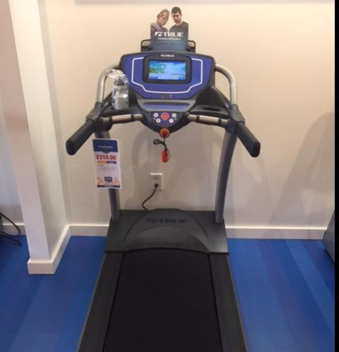 This is one of our TRUE treadmills. Yes, we offer financing.