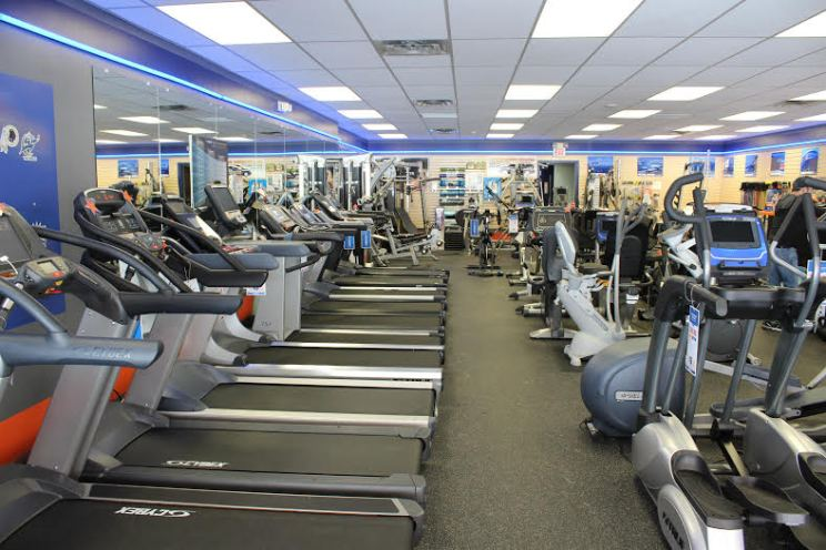 This is just a sample of the treadmills that we stock. We're sure there's one for you.