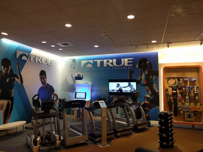 Test our TRUE treadmills and see which one's best for you.