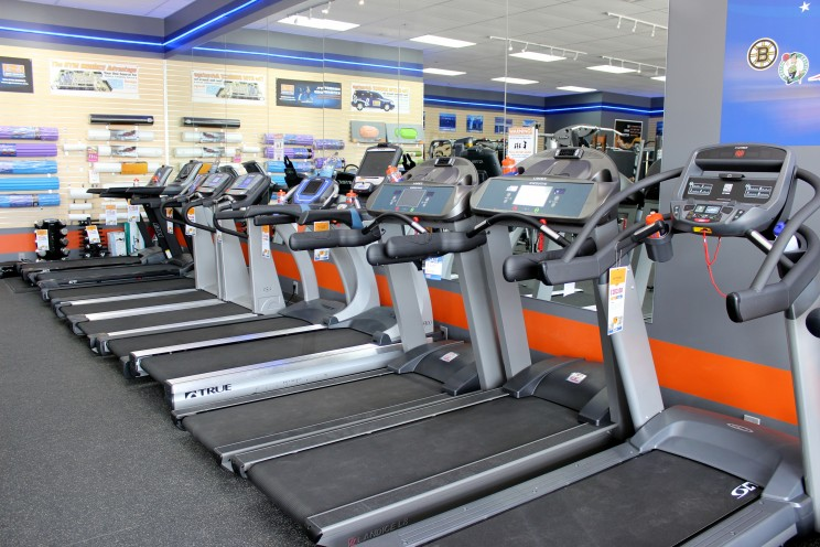 Come try out our floor model treadmills. This is only a sample of the inventory that we carry.We carry all top brands.