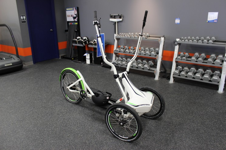FreeCross Premium Elliptical Bike